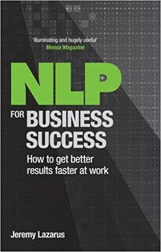 NLP for Business Success front cover