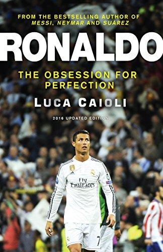 Ronaldo The Obsession for Perfection book cover
