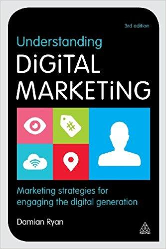 Understanding Digital Marketing 3rd Edition book cover