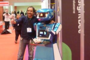 Insight Bee Robot Human Interaction