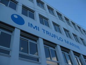 IMI Truflo Marine front sign