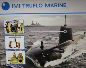 HMS Astute IMI Truflo Marine Valves