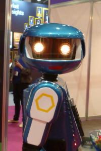 Insight Bee Robot