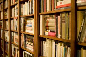 marketing bookshelf
